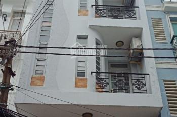 Cho thuê nhà MT 155 Tân Sơn, P. 15, Quận Tân Bình, DT: 4x16m, 2 lầu, 4PN, 3WC