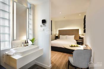 Cho thuê khách sạn Trương Định, phường Bến Thành, Q1, hầm 9 tầng, 86 phòng. 0901.355.395