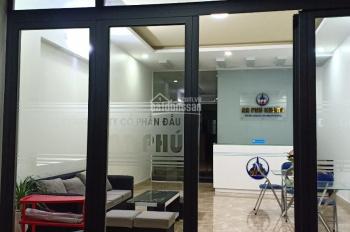 Cho thuê nhà 4 tầng mặt tiền khu Him Lam Phú Đông làm văn phòng kinh doanh