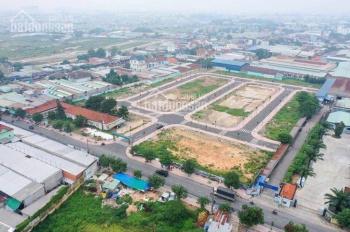 Bán đất đường 22 Tháng 12, ngay trung tâm Thuận An giá tốt suất nội bộ LH 0916 73 18 16