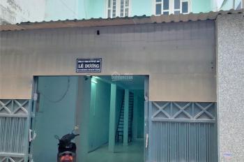 Cho Thuê Nhà 74/7 Phú Thọ Hoà, Phú Thọ Hòa, Quận Tân Phú.1 Lầu_5x25m