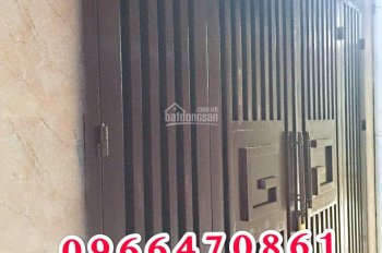 Bán nhà ngõ 49 Ngọc Hà, nhà mới xây 2 tầng, 37,6m2 nở hậu, chỉ cần xách vali đến ở LH: 0966470861
