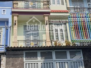 Nhà đúc 4 lầu 85m2 Nguyễn Ảnh Thủ, P. Hiệp Thành, Quận 12. LH: 0903134286