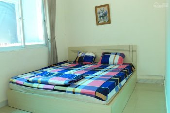 Serviced apartment for rent, 50sqm, 1 bedroom with big balcony in district 7