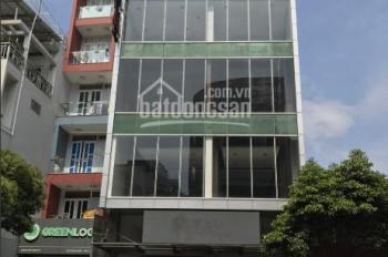 Cho thuê nhà đường Điện Biên Phủ, quận 10, HCM, DT 8,8x25m. Kết cấu trệt 3 lầu, 0909444407