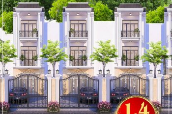Biệt thự vườn 196m2 Dĩ An, Đông Hòa, có sân để xe, giá chỉ từ 3 tỷ 2, sổ hồng riêng. LH 0908116175