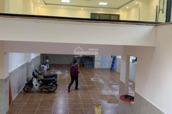Cho thuê nhà mặt phố Xã Đàn, Đống Đa Hà Nội, 80m2*3 nổi 1 hầm, MT 7m, giá 60 triệu/th