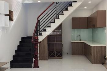 Bán nhà mới đẹp HXH vô tới nhà, DT 4,1x8m, trệt 1 lầu giá 4 tỷ 250 triệu - LH: 0914.020.039