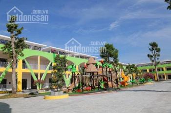 Cho thuê trường mầm non tại Long Biên đất 1280m2 xây dựng 512m2 x 3 tầng
