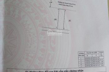 Bán đất đường số 6 Nguyễn Chích, Vĩnh Hoà, Nha Trang, DT 83,8m2 (5x 16,67m) - giá bán 25,5 tr/m2
