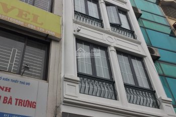 Nhà mặt đường Lê Thanh Nghị, 90m2, 3,5T, MT 4m, 35tr/th, KD tốt
