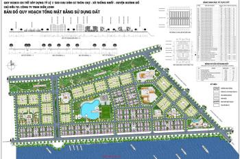 Bán lô liền kề ở vịnh Hạ Long, gần Hòn Gai, sát nhập vào TP Hạ Long, suất đầu tư từ 1 tỷ/100m2
