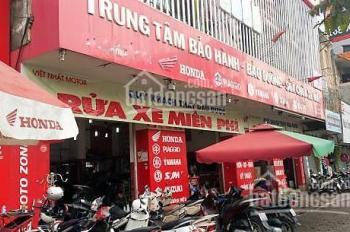 Cho thuê nhà mặt phố Lạc Long Quân, 200m2 x 2T, mặt tiền 10m, thông sàn, 50 tr/th