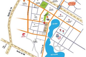 Bán nhanh 104m2 nhà phố thương mại, MT6m, khu 31ha Trâu Quỳ, Gia Lâm