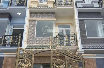 Biệt thự Quận 6, nội thất cao cấp, hoàn chỉnh. NH Vietcombank hỗ trợ vay 60% giá bán