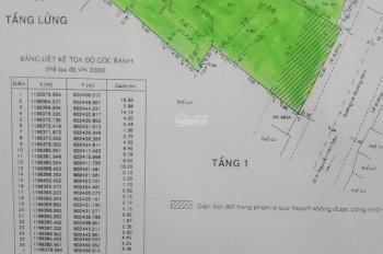 Bán nhà mặt tiền Lê Quang Định, P. 1, Gò Vấp, diện tích 741,6m2, SH chính chủ