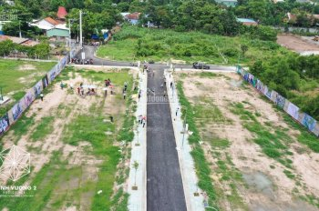 Bán đất Nguyễn Thị Lắng, Củ Chi, Thịnh Vượng 2, khu dân cư phát triển