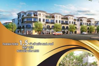 Nhà phố ven sông Senturia Nam Sài Gòn, giá gốc cđt, nhiều ưu đãi. Hotline CĐT 0898.373.268