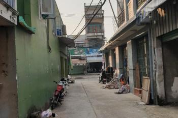 Bán đất đường Số 14 Lê Văn Quới, Bình Hưng Hòa A, Bình Tân với DT 4m x 17.3m