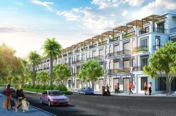 Bán suất ngoại giao mặt đường dự án Phố Nối Hưng Yên diện tích 50m2 giá 850 triệu. LH 0989701539