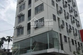 Bán tòa nhà 10 tầng mặt phố Bà Triệu, Hà Đông, vị trí đẹp, kinh doanh cực đỉnh, 170m2 chỉ 27.9 tỷ