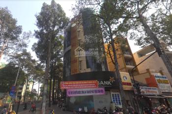 Building mặt tiền Hùng Vương P9 Q5, hầm 8 tầng, HĐT 233tr/tháng. Ngay chợ An Đông
