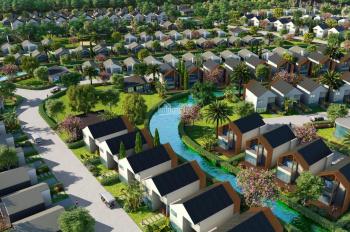 Cần bán lại biệt thự Novaworld Hồ Tràm 8x20m khu Lagoon, có sông nhỏ sau nhà. Giá 5,9 tỷ