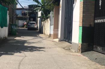 Bán nhà góc 2 mặt tiền hẻm đường Số 6, phường Tăng Nhơn Phú B, Quận 9