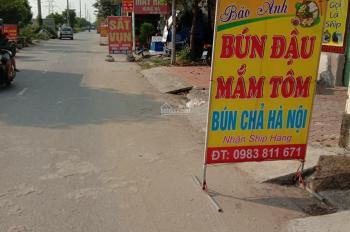 Bán đất làn 1 giãn dân Hoàn Sơn - Phật Tích kinh doanh sầm uất
