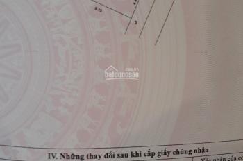 Bán đất khu tái định cư thôn Đỗ Xã, xã Yên Thường, H. Gia Lâm, TP Hà Nội, diện tích: 40.6m2