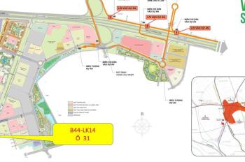 Chính chủ bán nhà liền kề dự án Geleximco sát Vinhomes Smart City giá 3.x tỷ. LH: 0367616666