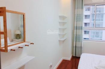 Cho thuê căn hộ Masteri Thảo Điền 2PN 71m2, view sân bóng rổ, giá: 17tr/th. Xuân: 0919181125