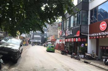 Mặt phố Trần Nhân Tông mặt tiền khủng 9,5m, giá 45 tỷ, LH 0979253118