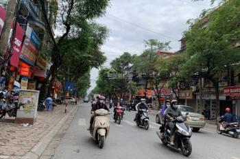 Chính chủ bán mặt phố Nghĩa Tân, CG, vỉa hè, kinh doanh sầm uất DT 50m2, MT 4,5m, chỉ 14.5 tỷ