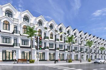 Nhà phố Big C đón đầu lên thành phố Dĩ An, mua sang tên ngay ngân hàng hỗ trợ 80% MT đường DT743