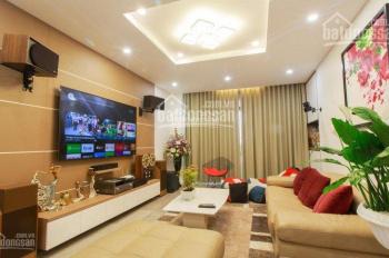 Cho thuê gấp căn hộ 3PN, 130m2, Ngoại Giao Đoàn nội thất full, giá 10tr5/th. LH 0836291018