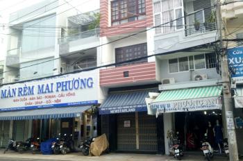 Cho thuê nhà đẹp 4 tầng kinh doanh đường Cao Bá Quát, TP  Nha Trang LH 0913490284
