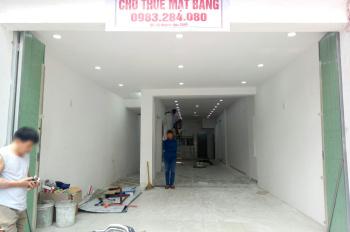 Cho thuê mặt bằng kinh doanh phố Nguyễn Đức Cảnh, gần biển, TP Nha Trang LH 0983284080