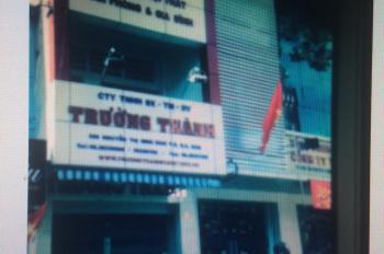 Chính chủ bán nhà mặt tiền Nguyễn Thị Minh Khai, Quận 3, ngay trung tâm mua săm sầm uất 0919971588
