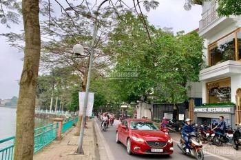 Cực hiếm! Bán nhà mặt phố Nguyễn Đình Thi, Tây Hồ: 5T x 72m2, mặt tiền 6m, quá đẹp, 28 tỷ