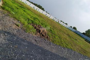 Bán đất  4.000m2 kênh 8, Bình Chánh. Giá: 5.5tr/m2. Đường xe container, thích hợp làm kho xưởng