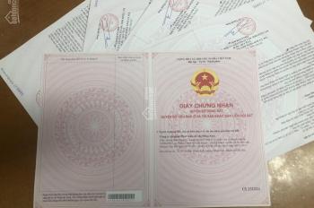 3,7 tỷ/lô nhà liền kề đã xây thô dự án Happy Land 1/5 Đông Anh Hà Nội - Sổ đỏ trao tay CK 7%