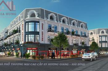 Bán shophouse ngay cạnh Vincom Đồng Hới, MT sông Nhật Lệ, 4 tầng, giá cực rẻ. LH 0939651172