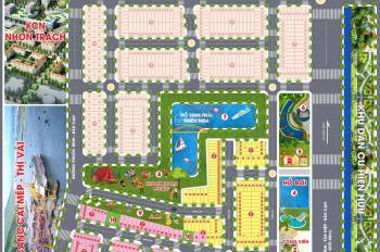 Chính chủ bán lô A7.01 (3 mặt tiền) DA Long Thành Airport City, giá 9.3 tr/m2, LH 090 234 6077