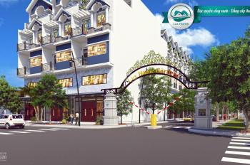 Bán dự án Lux Home Garden - Quận Bình Tân. MT đường An Dương Vương 3 lầu