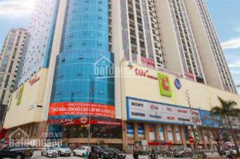 Cho thuê văn phòng tòa Hồ Gươm Plaza, Trần Phú, Hà Đông. DT 100 - 300 - 400 - 500m2. LH 0966365383