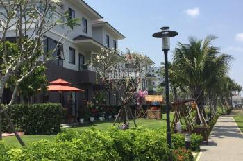 Bán gấp biệt thự hoàn thiện nội thất view sông như resort khu đô thị Mizuki giá rẻ - 0918979399