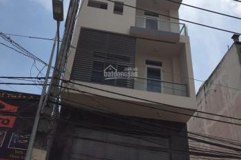 Cho thuê nhà 4 tấm, view đẹp mặt tiền đường Nguyễn Hồng Đào, P. 14, Q. Tân Bình