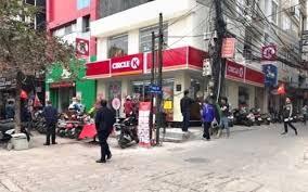Cho thuê nhà MP Văn Cao dt 70m2*4T, mt 15m, giá 69,42 triệu/tháng. LH e Vân 0904860862