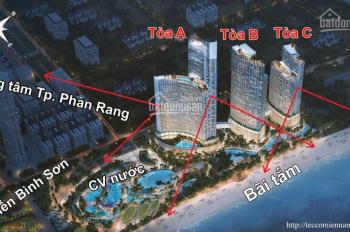 SunBay Park Hotel & Resort - Phan Rang, CĐT hiện đang mở bán những căn hộ view đẹp nhất của tòa C